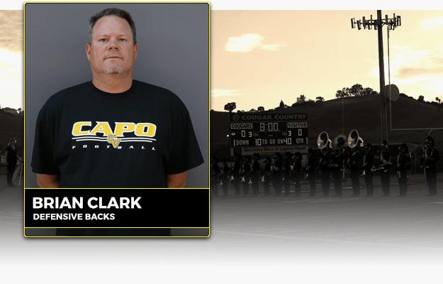 Coach Brian Clark