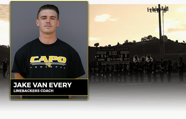 Coach Jake Van Every