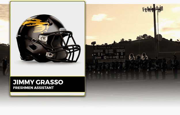Coach Jimmy Grasso