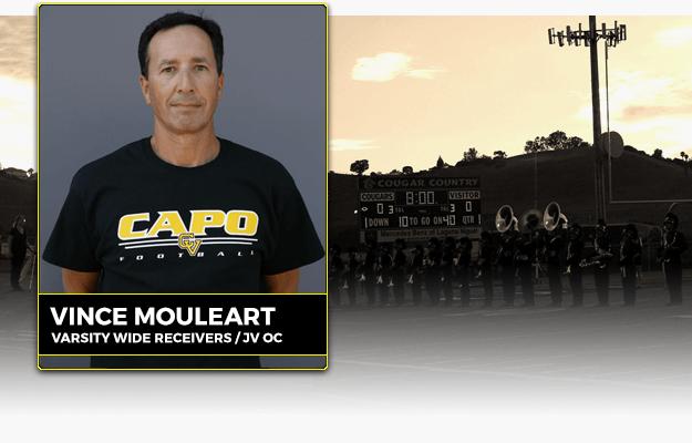 Coach Vince Mouleart