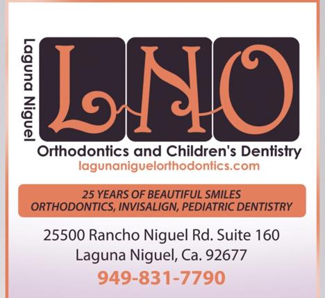 Laguna Niguel Orthodontics & Children's Dentistry